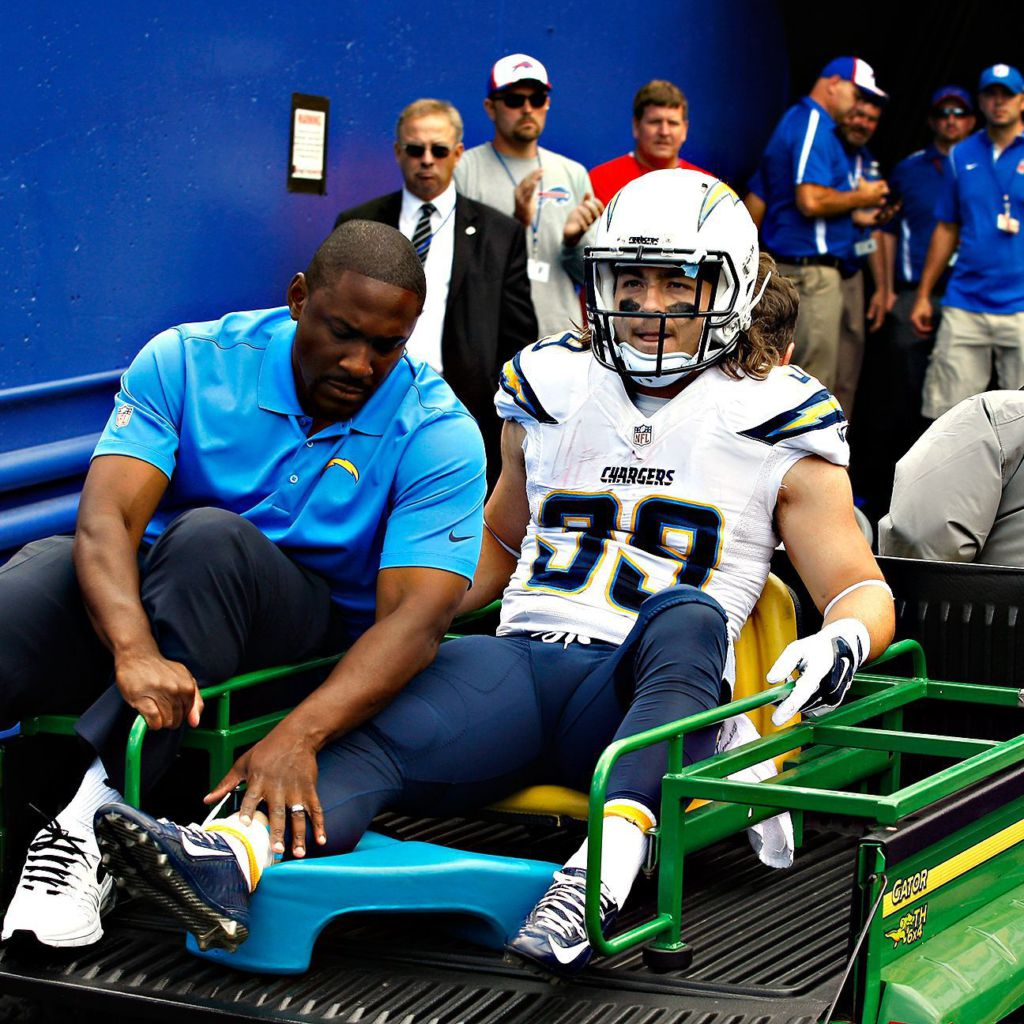 San Diego Chargers Blog: Healthy Danny Woodhead Ready To Jump-start Chargers