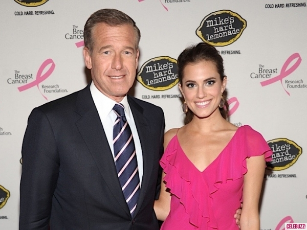 Allison Williams And Her Dad Brian Williams Talk About That Scene On Girls-7419