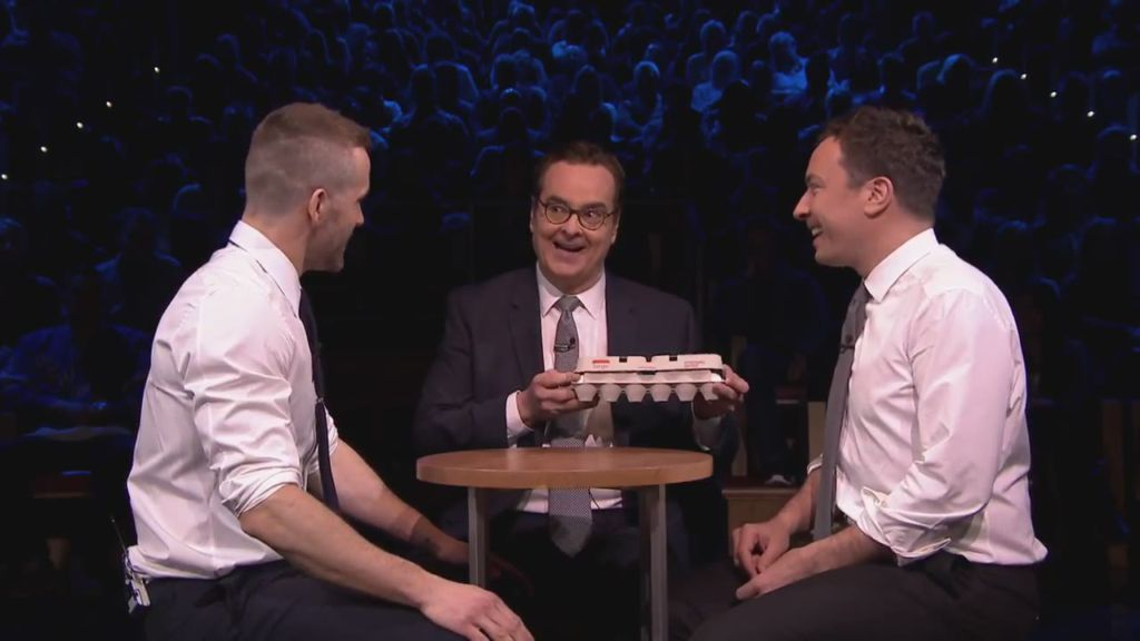 Jimmy fallon egg roulette ed norton flaps slats and slots