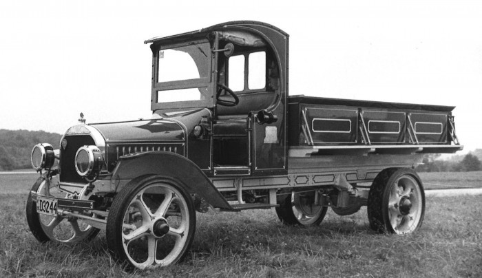 1973 Mack Tractor Truck : From the archives mack ab
