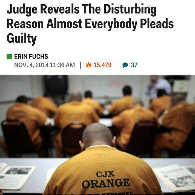 essay on plea bargains That is because plea bargains are now the most common way to  in november  2014 federal judge jed rakoff wrote an essay in the new york.