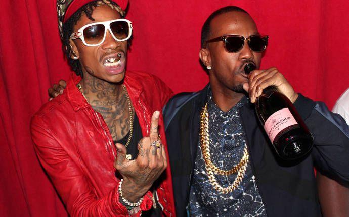 "Juicy J ft. Wiz Khalifa - ""Smoke A N*gga"" [VIDEO]  Juicy J ft. Wiz..."