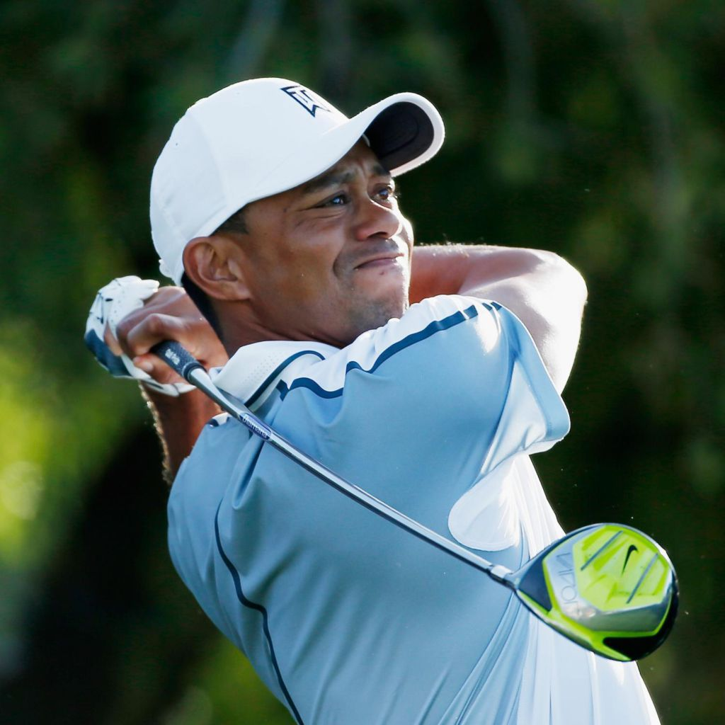 tiger woods at phoenix open 2015  day 1 score  highlights