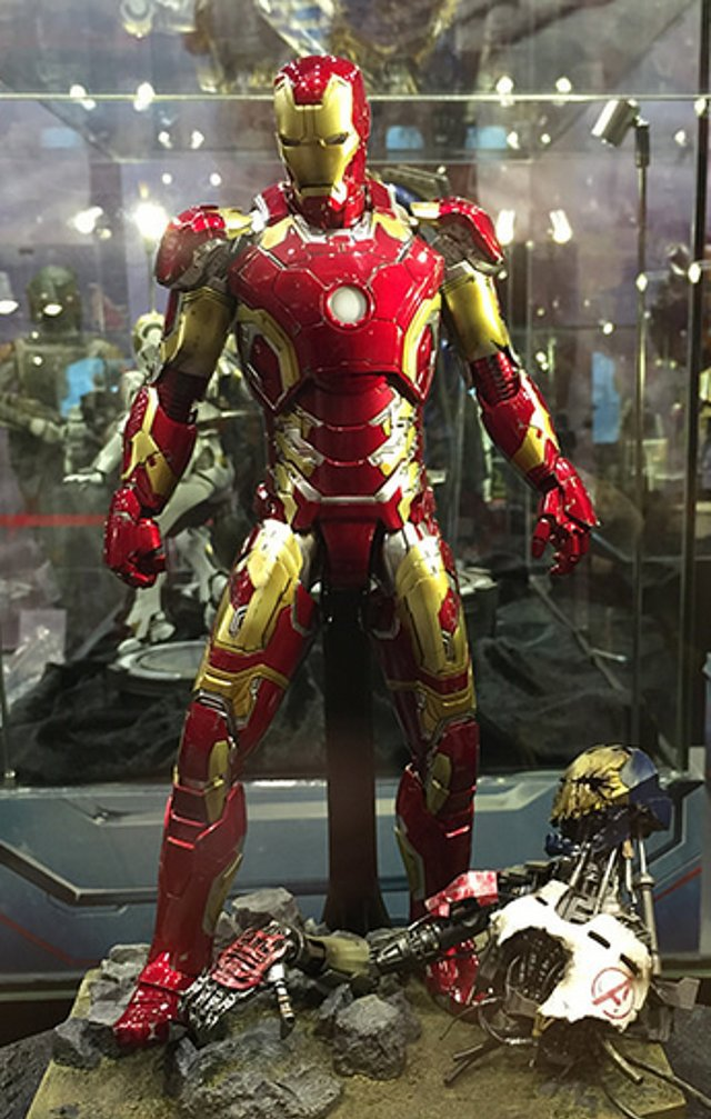 1 Toy For Ages 1 To 7 : Hot toys avengers age of ultron figures revealed