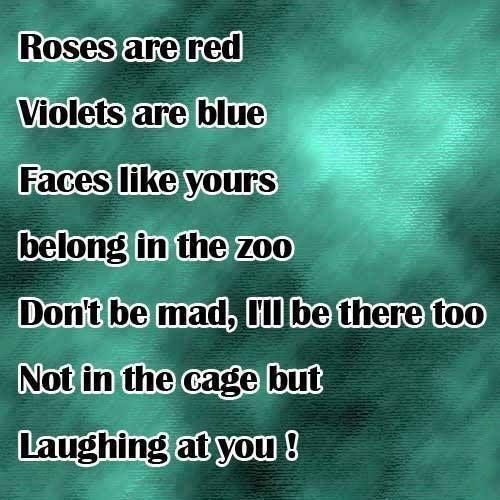 Dirty Poems 7
