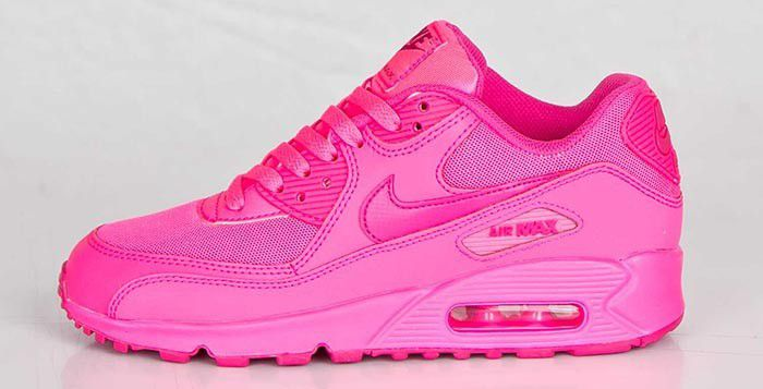 nike air max 90 gs hyper pink. Black Bedroom Furniture Sets. Home Design Ideas