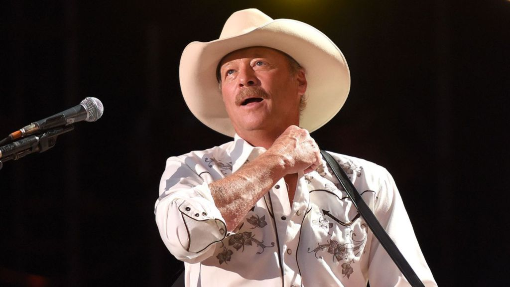 Hear alan jackson turn to jim and jack and hank in new single