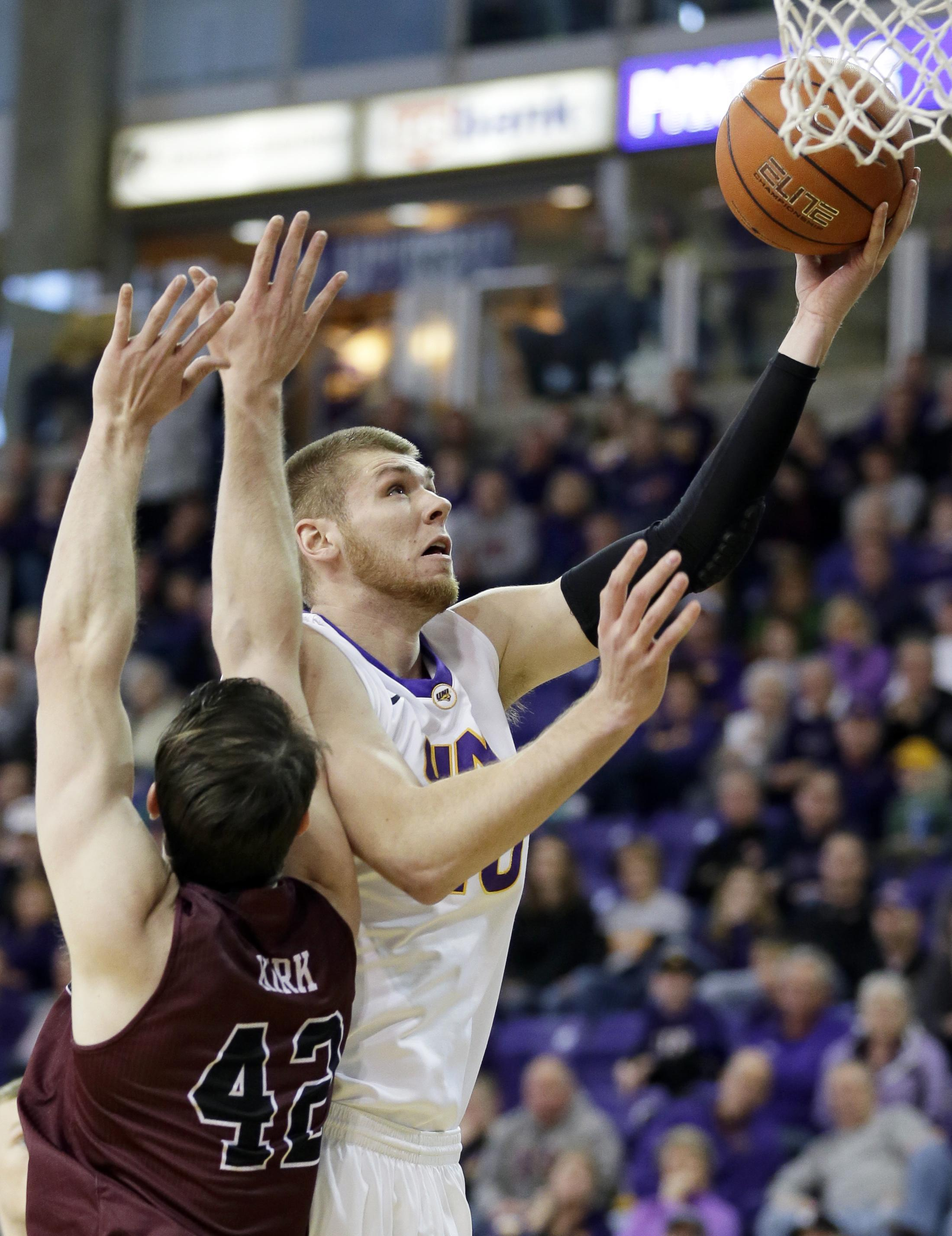 No. 23 Northern Iowa beats Missouri State 60-46