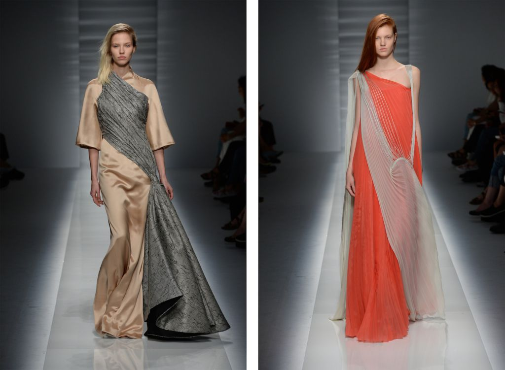Hussein Chalayan's Second Demi-Couture Collection for ...