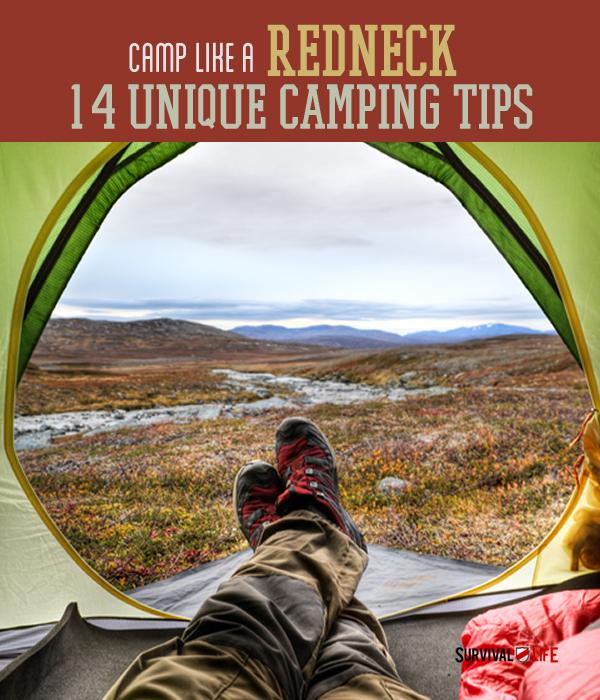Camp Like A Redneck