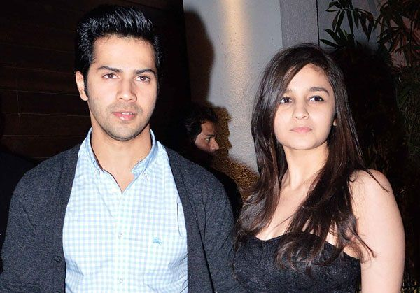 OMG - Varun Dhawan - Alia Bhatt call each other Brother - Sister!