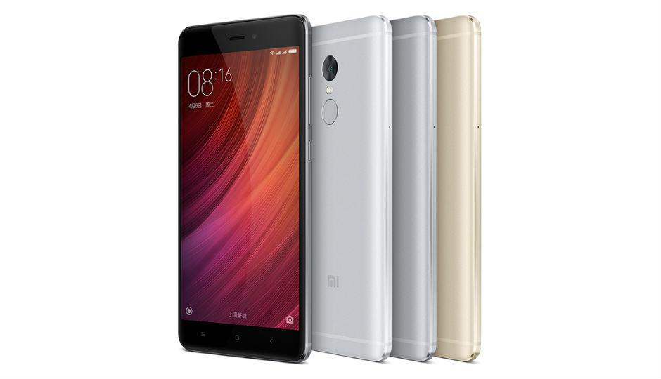 Xiaomi Redmi Note 4 may not have a Snapdragon-powered ...
