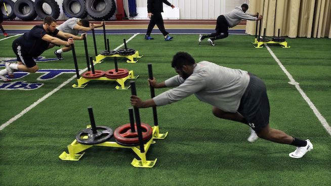 Football Summer Training The Workout