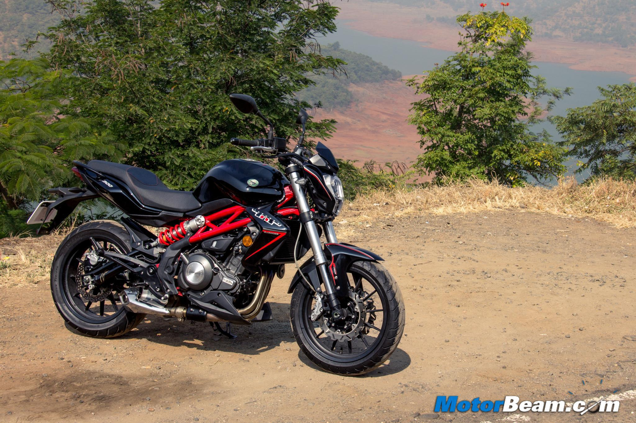 Benelli Offers Aftermarket Exhausts For Tnt 300 Amp 600i In