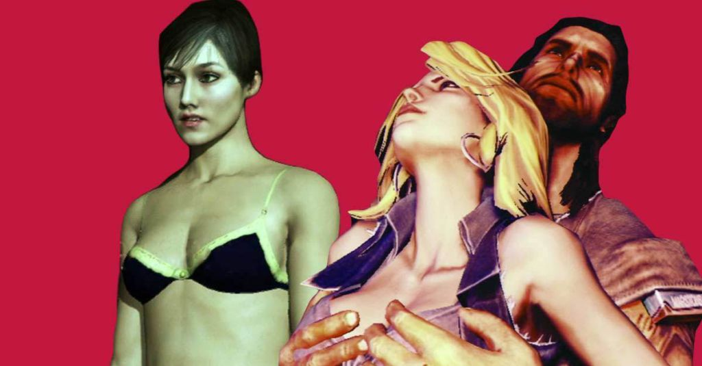 video game sex video Video Game Sex Scenes That Will Give You Nightmares.