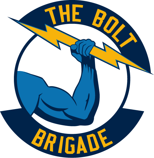 Bolt Brigade Official San Diego Chargers Travel And Fan