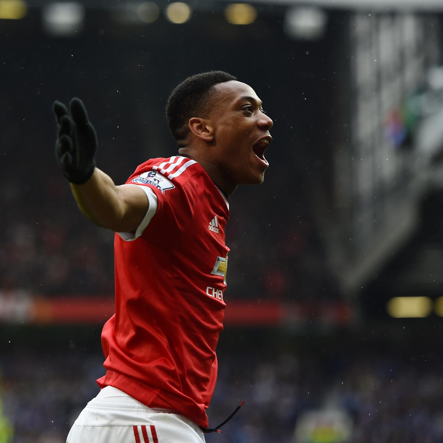 Manchester United Transfer News: Anthony Martial, Zlatan Ibrahimovic ...
