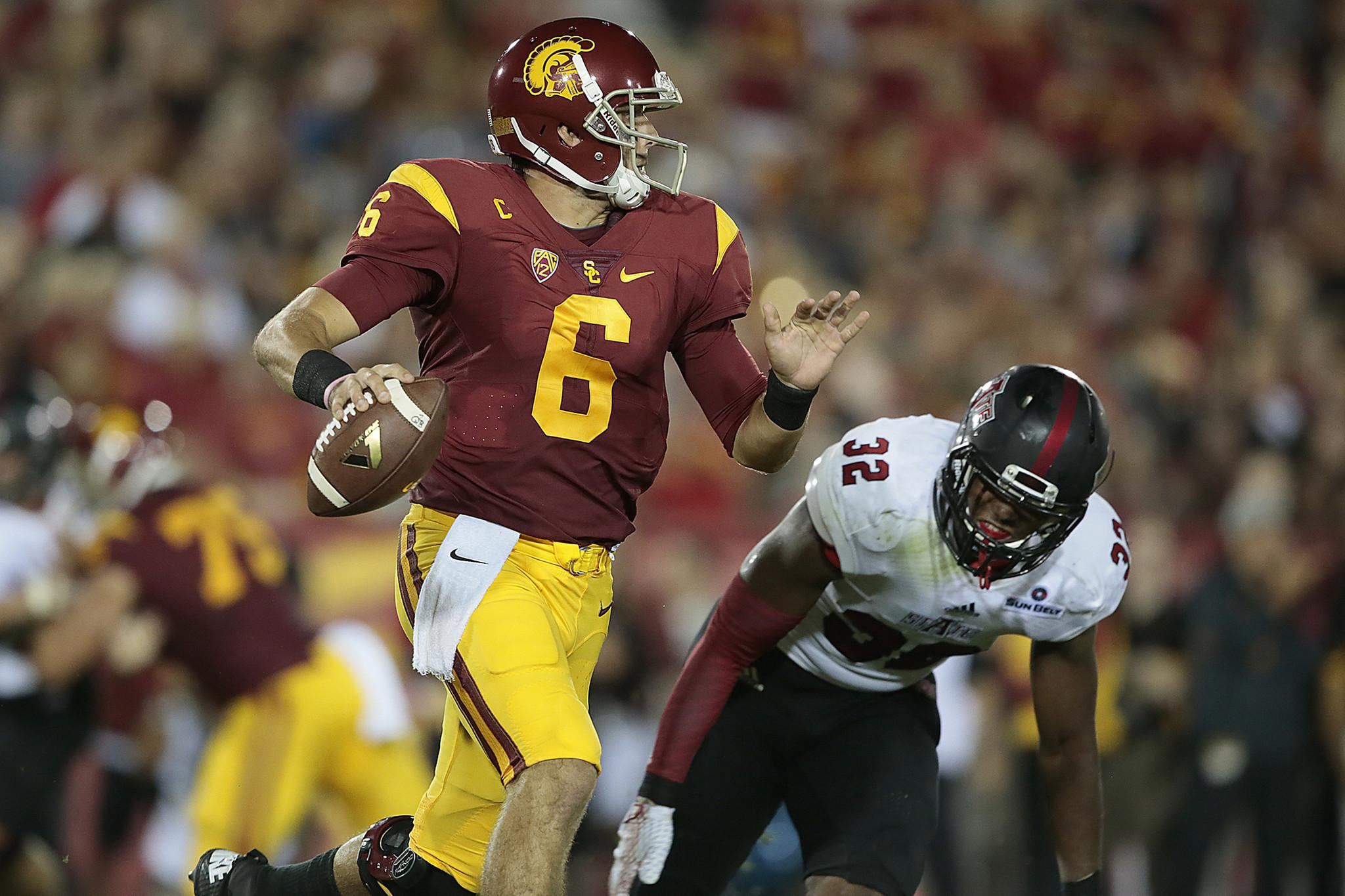Get the latest news and information for the USC Trojans 2018 season schedule scores stats and highlights Find out the latest on your favorite NCAAF teams on