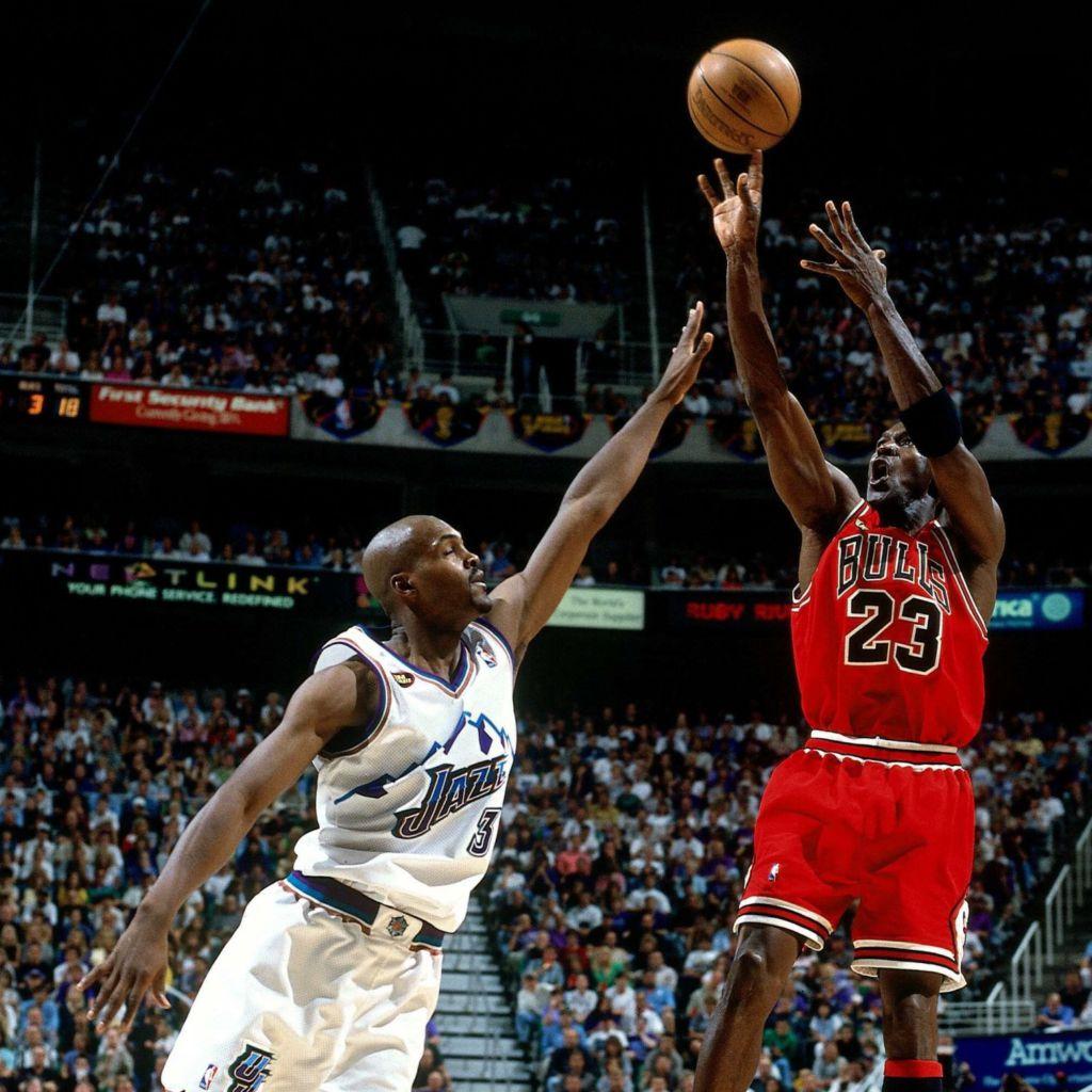 We Remember: Michael Jordan Hits Game-Winner to Win 6th ...
