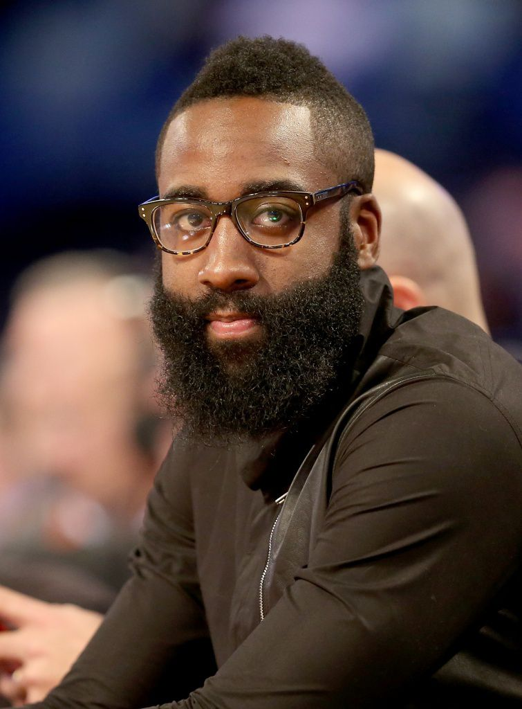 3ea9ed7d308d Video  James Harden goes shopping at Foot Locker in The Galleria