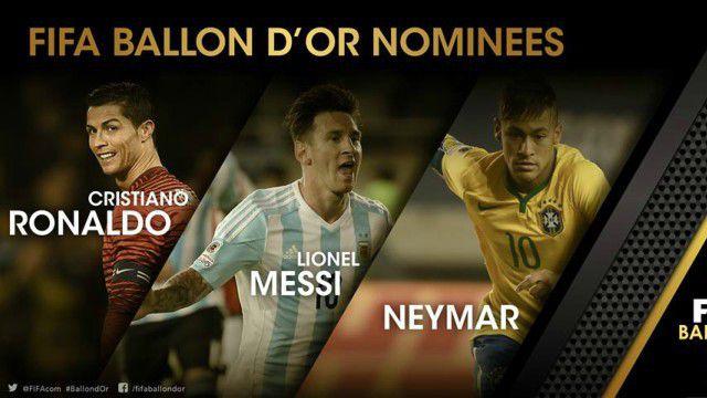 Lễ Trao Giải Quả Bóng Vàng FIFA 2015