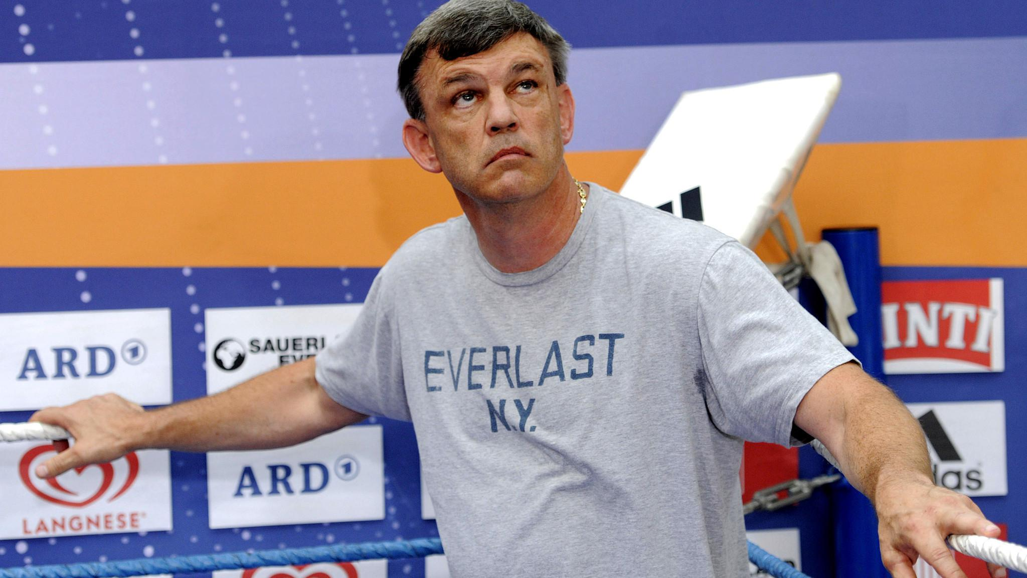 Boxing commentator Teddy Atlas who has been largely replaced by Mark Kriegel on ESPN boxing telecasts will get some airtime on the CBS Sports Network