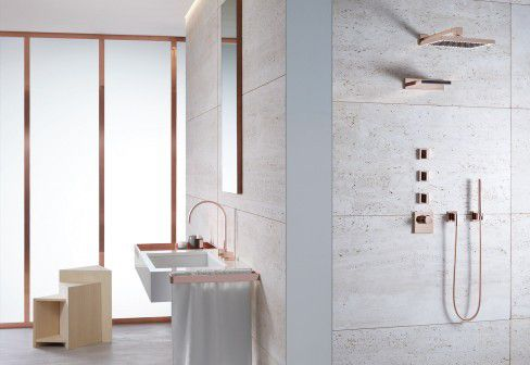 mem refinement shower by dornbracht hand held shower. Black Bedroom Furniture Sets. Home Design Ideas