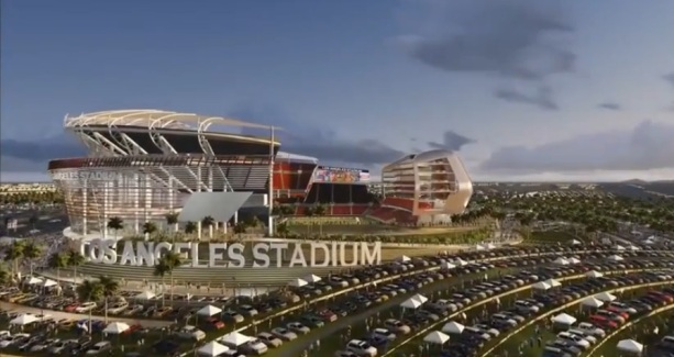 Chargers Amp Raiders New Nfl Stadium In Los Angeles