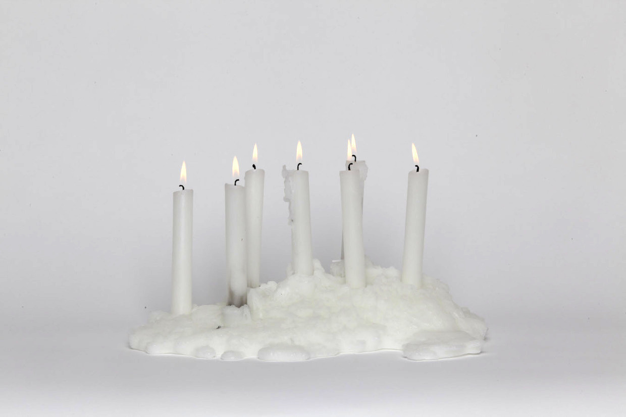 The Day After: How to Get Rid of Candle Wax : Remodelista