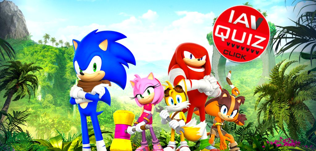 QUIZ: Which Sonic Boom Character Are You?