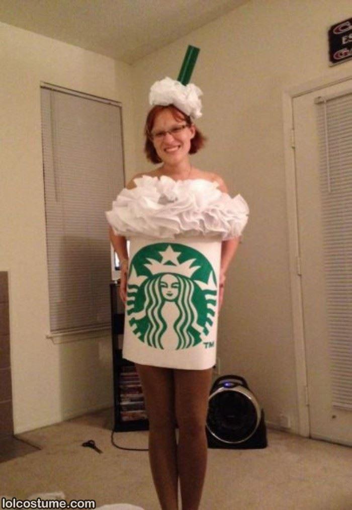 29 Basic Girls Wearing The Most Basic Halloween Costumes