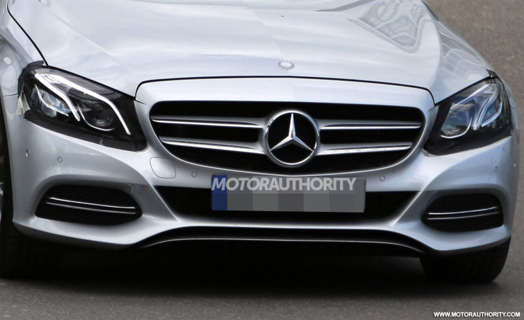 2019 Mercedes Benz C Class Spy Shots