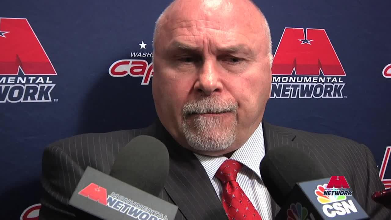 Image Result For Barry Trotz