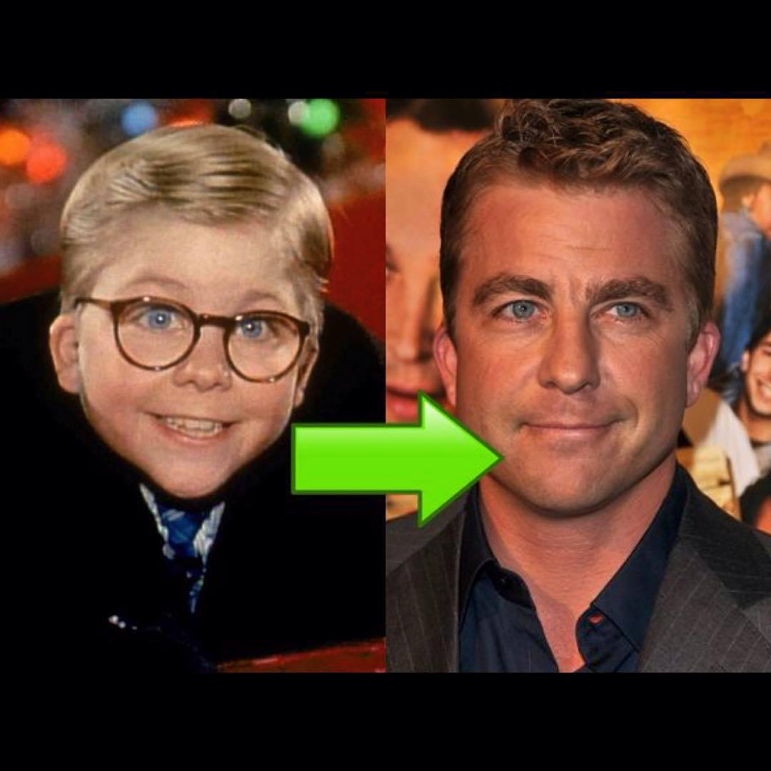 A Christmas Story Kid Now.15 Kid Actors Who Grew Up To Look Completely Different 14