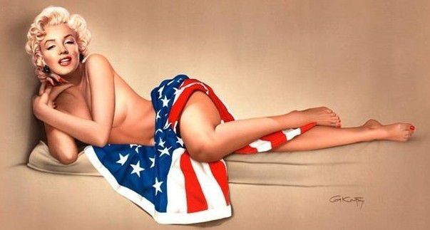 Sexy fourth of july pictures
