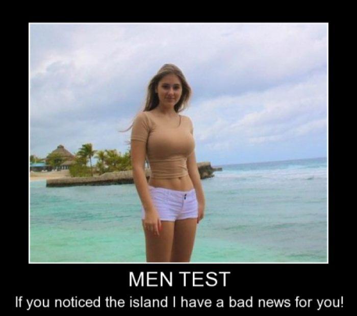 Gay girl test