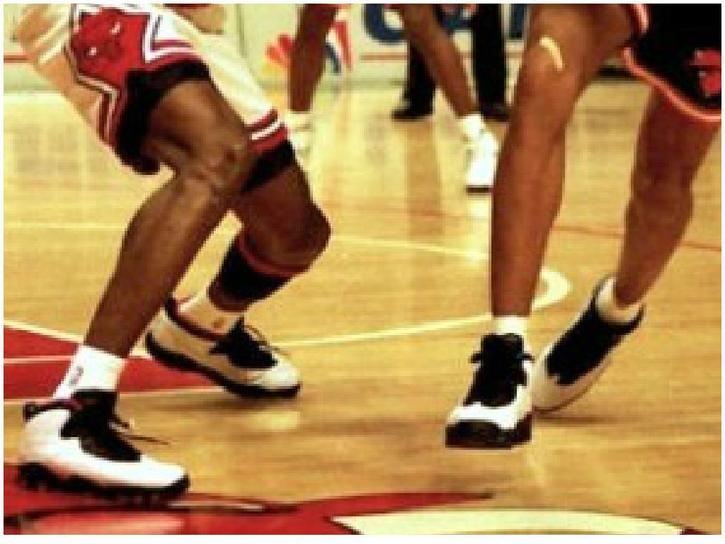 big sale db1fd 40c89 10 NBA Players Wearing Air Jordans AGAINST Michael Jordan