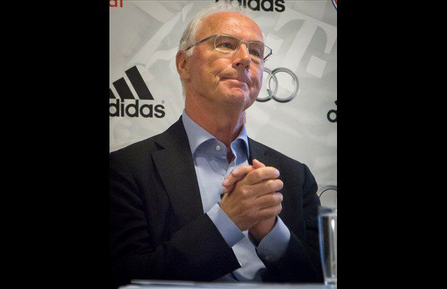 FIFA Ethics Committee sanctions Beckenbauer