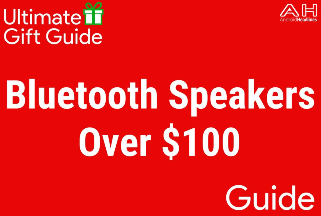 Holiday Gift Guide 2016 2017 Top 10 Best Speakers Over
