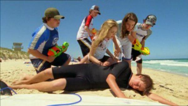 The Beach Boys - California Girls / Let Him Run Wild