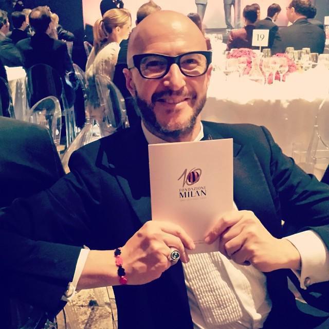 the best attitude 3fe6a cb948 Anche @Saturnino69 indossa il braccialetto @cruciani limited ...