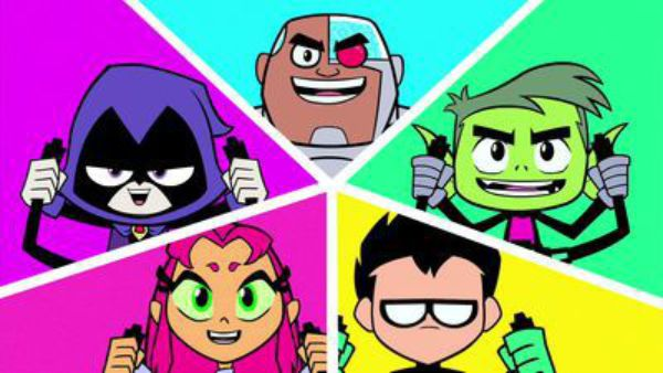 Watch Teen Titans Go Season 4