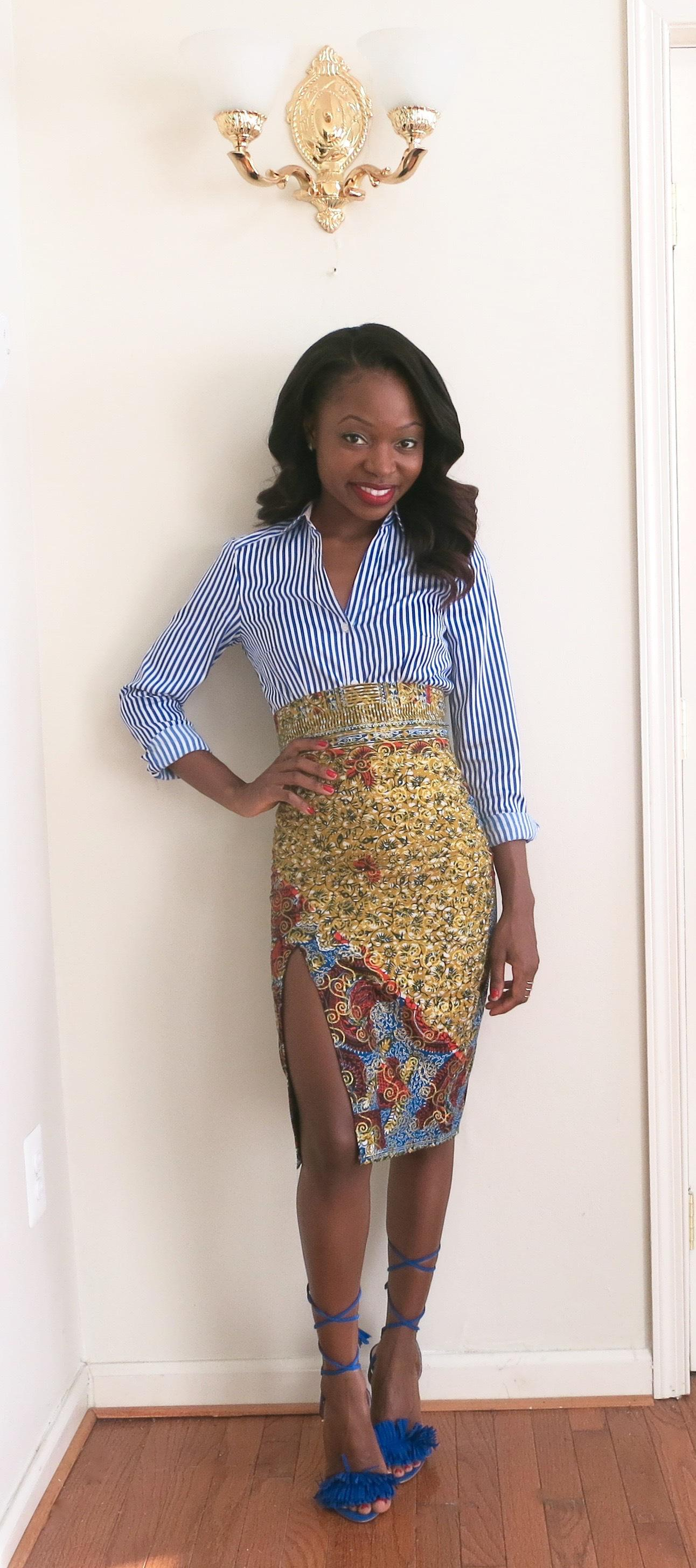 Fashion Bombshell Of The Day Janet From Maryland Fashion Bomb Daily Style Magazine Celebrity