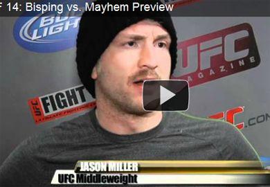 how to make mayhem miller in ufc 2