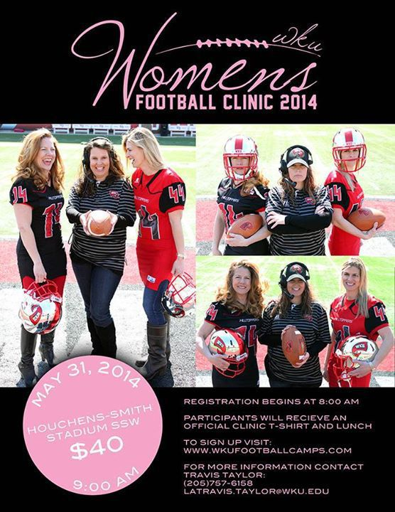 s womens football clinic - 593×767