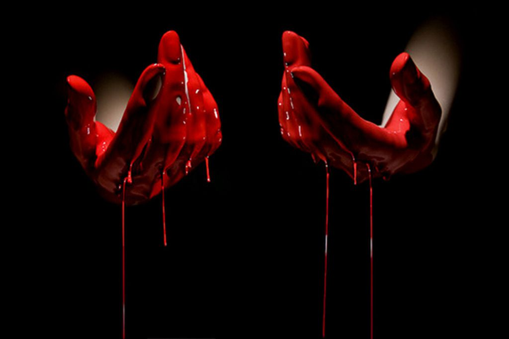 the blood is on our hands essay