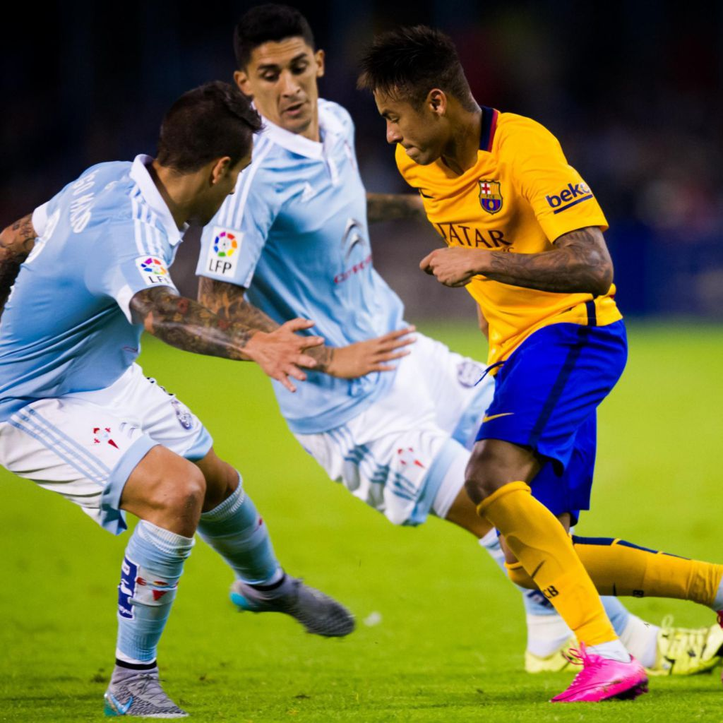Barcelona Vs Celta Vigo In Youtube: Barcelona Vs. Celta Vigo: Live Score, Highlights From La Liga