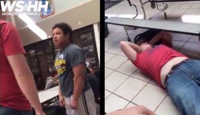 Bullied Fights Bullied Kid Finally Fights