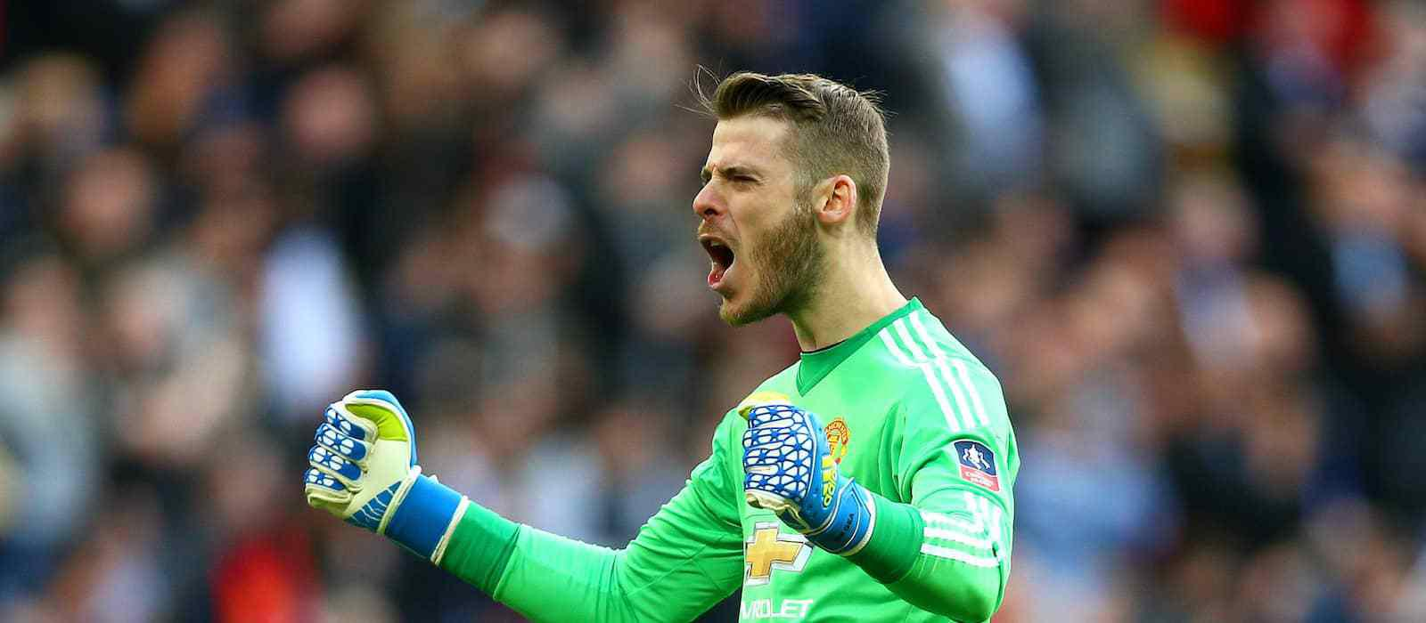 David De Gea: This Has Been My Best Season At Manchester ...