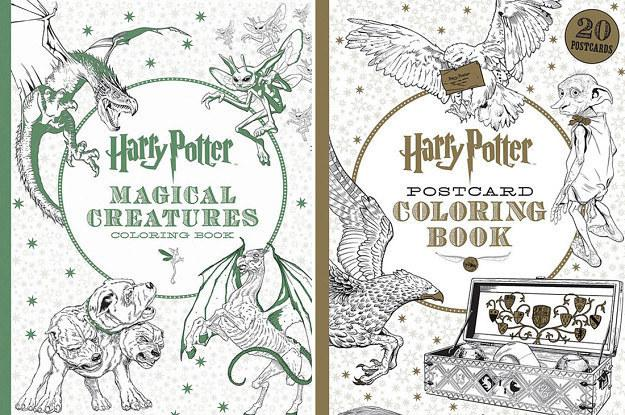 17 Colouring Books Every Book Lover Needs